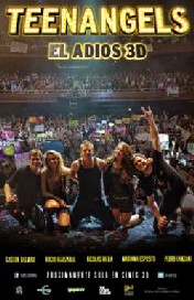 TEEN ANGELS EL ADIOS 3D